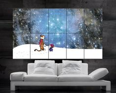 Hey, I found this really awesome Etsy listing at https://www.etsy.com/listing/214693894/calvin-and-hobbes-poster-print-wall-art