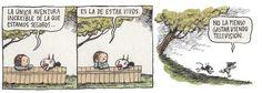 Aventura de estar vivos - Ricardo Siri Liniers