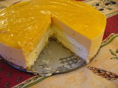 Mango key line cheesecake recipe (Cheesecake Factory copycat)