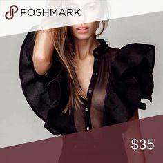 Black Bodysuit Black one piece bodysuit Other