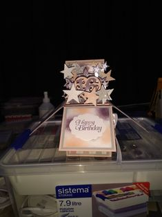 21st Birthday Cards, Container, Fancy, 21 Birthday Cards