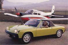Mein erstes bAuto eine VW Porsche 914