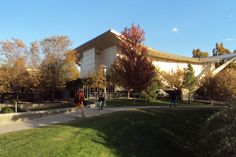 Lory Student Center, CSU, Fort Collins, CO