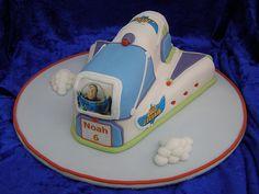 Noah's birthday cake by Crazy Cake - Cakedesigner57, via Flickr