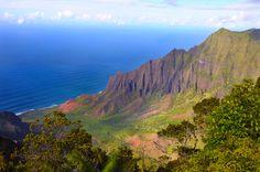 kalalau valley na pali coast kauai hawaii vacation rentals hawaii activities hawaii affordable hawaii