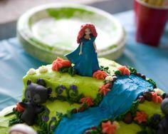"""Photo 33 of 36: Disney Movie - Brave Party / Birthday """"Brave Party - Scottish Highland Games - Merida & Friends"""""""