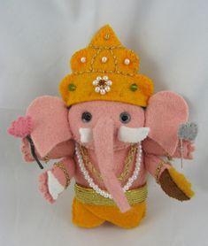 Ganesha II - commission by deridolls on DeviantArt