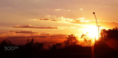 Sun - Fotografía tomada hace unos años, con una cámara digital compacta