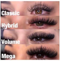 Perfect Eyelashes, Natural Eyelashes, Fake Eyelashes, Big Lashes, Eyelash Extensions Styles, Individual Eyelash Extensions, Best Lash Extensions, Natural Looking Eyelash Extensions, Eyelash Technician
