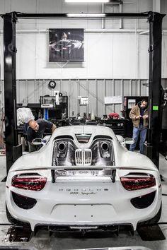 Porsche 918 Spyder | © | HC