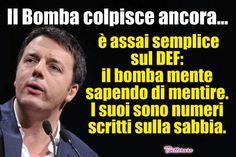 Il Bomba Renzi colpisce ancora... http://twitterare.altervista.org/?p=6330
