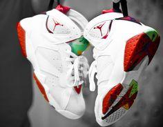 new concept ffd37 2a0b8 Jordan 7 hares Jordan 7, Jordan Shoes, Jordan Retro 7