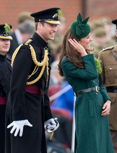 34 times Kate Middleton and Prince William were completely, totally adorable together