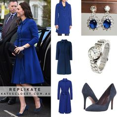 Steal Duchess Kate's back-to-work style! Visit the blog to shop the look for less