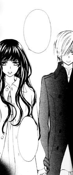 Kuran Ai & Kiryu Ren (Vampire Knight)