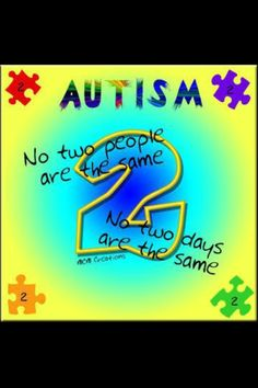 The truest quote about autism I have EVER seen! I can't stress this enough. #NoComparison #NoJudgement