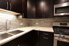 Kitchen remodeling in Lakeview, IL. Kitchen Remodeling, Kitchen Cabinets, Home Decor, Kitchen Cupboards, Homemade Home Decor, Kitchen Renovations, Decoration Home, Kitchen Shelves, Interior Decorating