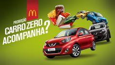 carro zero acompanha? on Behance