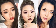 The 9 Prettiest Monolid and Hooded Eye Makeup Tutorials to Copy #MakeupTutorialEyeliner Beautiful Eye Makeup, Natural Eye Makeup, Blue Eye Makeup, Gorgeous Eyes, Eye Makeup Tips, Smokey Eye Makeup, Makeup Ideas, Makeup Hacks, Makeup Inspiration
