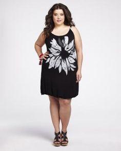 double layer dress | Shop Online at Addition Elle