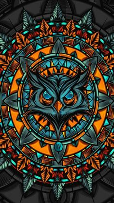 10 Amazing Owl Artwork Creativity Next Level Graffiti Wallpaper Iphone, Phone Screen Wallpaper, Cellphone Wallpaper, Hd Phone Wallpapers, Dope Wallpapers, Wallpaper Backgrounds, Hanya Tattoo, Owl Artwork, Samurai Art