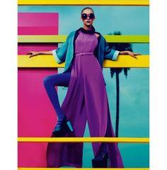 Изображение 3. Съемки: Love, Purple Fashion, Vogue и другие.. Изображение №9.