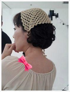 Ravelry: vintage bandana-free pattern by hyunju jung