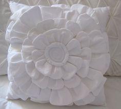 Layered Petal Pillow Tutorial