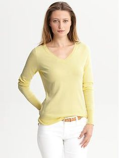 I have this sweater in blue horizon and I love it. Perfect for spring! Now need it in other colors... like lemon pie