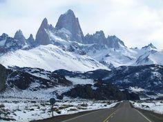 Fitz Roy - Patagonia Argentina - Viagem com Sabor