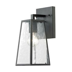 You'll love the 1-Light LED Outdoor Sconce at AllModern - With Great Deals on modern Lighting products and Free Shipping on most stuff, even the big stuff.