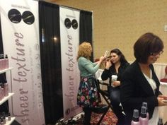 """Attn Salon Owners and Hair Stylists """"I want to try it!"""" http://sheertexture.com/just-like-your-hair/"""