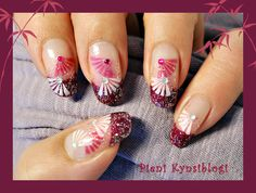 Small Kynsiblogi - A Tiny Nail Blog: French manicure - French manicure