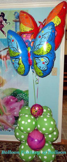 Disney Fairies Theme Birthday Party