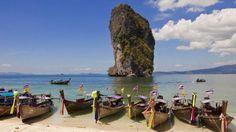 Thailand Koh Poda Island