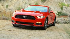 2015 Ford Mustang EcoBoost 6