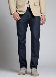 Bonobos Made in USA men's jeans cut from North Carolina White Oak Cone denim. Amazing