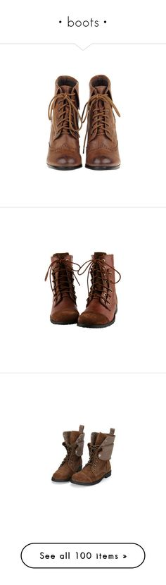 """• boots •"" by hollamika ❤ liked on Polyvore featuring shoes, boots, ankle booties, footwear, sapatos, zapatos, combat boots, army boots, combat booties and flat pumps"