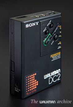 Sony modification by Leonardo Montedoro (Dottor Walkman) Music Gadgets, Gadgets And Gizmos, 90s Design, Retro Design, Cassette Recorder, Hifi Audio, Retro Futurism, Audiophile, Nostalgia