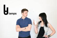 LJ Lamps Hannah & Ohm