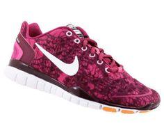 Nike:Womens Nike Free TR Fit 2 Print Training Shoes