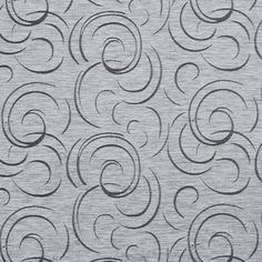 The K1318 PLATINUM SWIRL upholstery fabric by KOVI Fabrics features Contemporary, Abstract or Geometric pattern and Grey or Silver as its colors. It is a Linen or Silk-Looks, Tapestry, Tweed type of upholstery fabric and it is made of 100% Woven Polyester material. It is rated Exceeds 100,000 Double Rubs (Heavy Duty) which makes this upholstery fabric ideal for residential, commercial and hospitality upholstery projects. This upholstery fabric is 54 inches wide and is sold by the yard in…