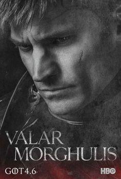 Jaime Lannister. #ValarMorghulis #GoTSeason4 pic.twitter.com/IiywXvO3bg