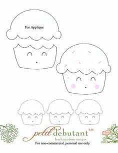cupcake kawai