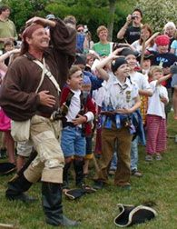 LCMM's Kids' Pirate Festival