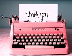 I thank you | Thank You!