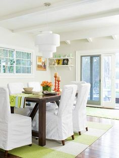 Dining Room Arranging Tips