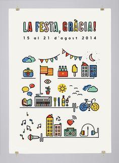 La Festa Gràcia 2014