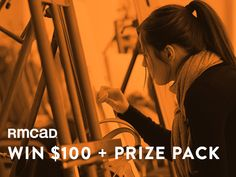 Vote for your favorite RMCAD Degree Program for a chance to win a $100 Amazon Gift Card + Prize Pack! #pintowin
