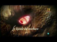 LA LEYENDA DEL MINOTAURO; CRIATURAS MITOLÓGICAS: DOCUMENTAL - YouTube History Channel, Youtube, In This Moment, World, Movie Posters, Movies, Greek, True Stories, Big Books
